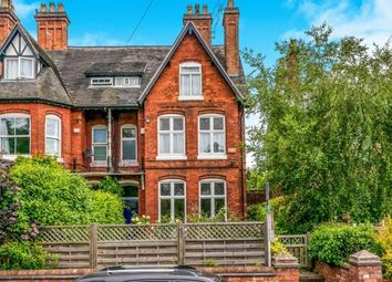 Thumbnail 5 bed semi-detached house for sale in Crescent Road, Stafford