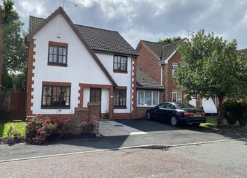 Thumbnail 4 bed detached house for sale in The Riddings, Whitby, Ellesmere Port, Cheshire