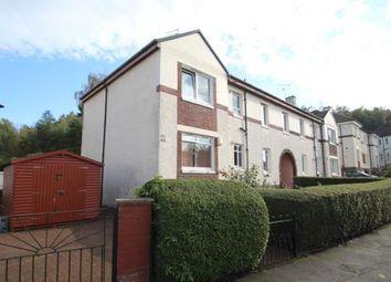 Thumbnail 4 bed flat for sale in Blackstoun Oval, Paisley, Renfrewshire