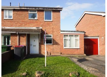 Thumbnail 2 bed semi-detached house for sale in Near Vallens, Hadley Telford