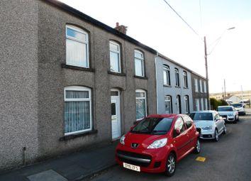 Thumbnail 3 bed terraced house for sale in High Street, Heol-Y-Cyw, Bridgend CF35 6Hy