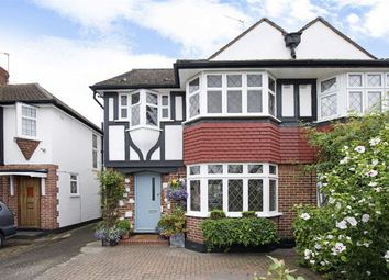 Thumbnail 4 bed property for sale in Garth Road, Kingston Upon Thames