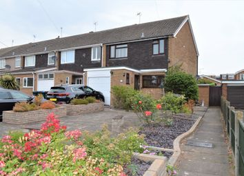 Thumbnail 3 bed end terrace house for sale in Drayton Crescent, Eastern Green, Coventry