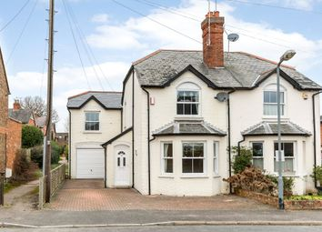 Thumbnail 3 bed semi-detached house to rent in North End Lane, Sunningdale, Berkshire