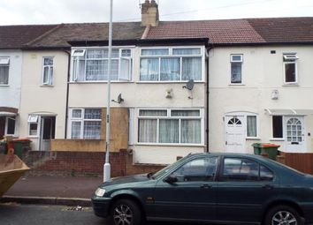 Thumbnail 3 bedroom terraced house for sale in Grantham Road, London