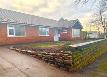 Thumbnail 4 bed bungalow to rent in Shirley Road, Nottingham