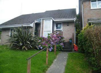 Thumbnail 1 bed bungalow for sale in Liskeard, Cornwall