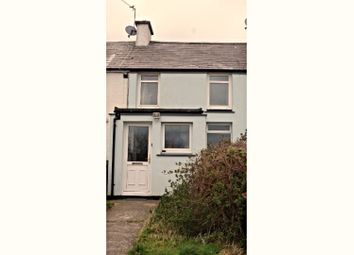 Thumbnail 3 bedroom terraced house for sale in Upper Llandwrog, Caernarfon