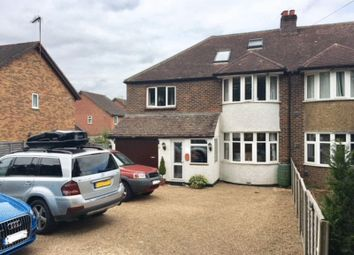 Thumbnail 4 bed semi-detached house to rent in Balcombe Road, Horley