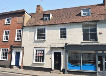 Thumbnail 3 bed town house for sale in St Pancras, Chichester, West Sussex