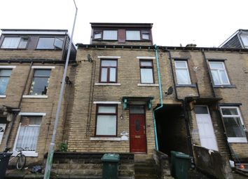 Thumbnail 4 bed terraced house for sale in Hollings Road, Manningham, Bradford