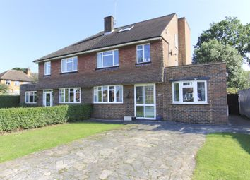 Thumbnail 4 bed semi-detached house for sale in Raisins Hill, Pinner