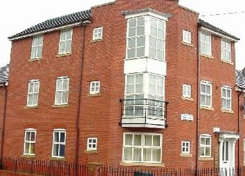 Thumbnail 2 bed flat to rent in Blanchard Street, Hulme, Manchester