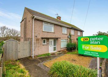 3 bed semi-detached house for sale in Redlands Avenue, Penarth CF64
