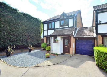 Thumbnail 3 bedroom detached house for sale in Dengaine Close, Papworth Everard, Cambridge