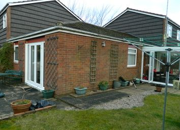Thumbnail 1 bed bungalow to rent in Rossini Close, Basingstoke