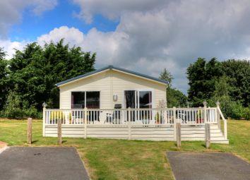 Thumbnail 3 bedroom mobile/park home for sale in Yare Village, Burgh Castle