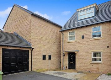 Thumbnail 3 bedroom semi-detached house for sale in Marlington Drive, Huddersfield