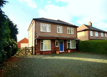 Thumbnail 4 bed detached house for sale in Stafford Road, Gnosall, Stafford