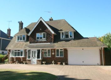Thumbnail 4 bed detached house to rent in East Drive, Angmering, Littlehampton