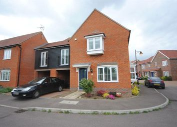 Thumbnail 4 bed detached house to rent in Cox`S Gardens, Bishops Stortford, Hertfordshire