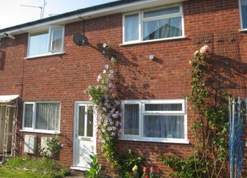 Thumbnail 2 bedroom flat to rent in Pershore Road, Evesham