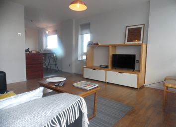 Thumbnail 1 bed flat to rent in Water View House, Carr Street, London