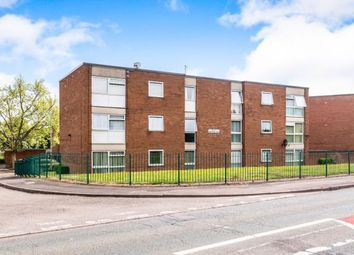 Thumbnail 2 bed flat for sale in Livingstone Road, Bloxwich, .