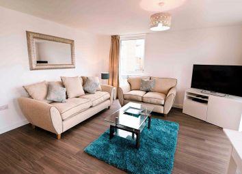 Thumbnail 2 bed flat for sale in 6 Larson Close, Oakgrove, Milton Keynes