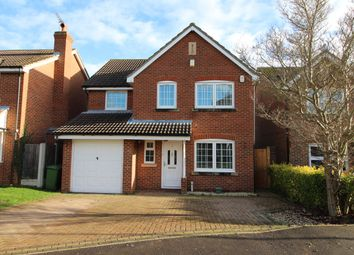 Thumbnail 4 bed detached house for sale in Hayrick Close, Langdon Hills, Basildon