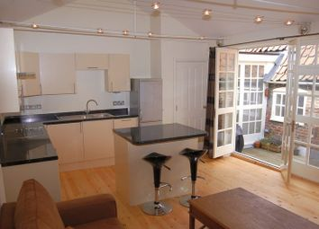 Thumbnail 2 bed flat to rent in Steep Hill, Lincoln