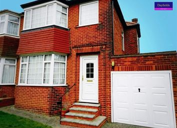 Thumbnail 3 bedroom semi-detached house for sale in Curthwaite Gardens, Enfield