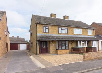Thumbnail 3 bed semi-detached house for sale in Pettit Road, Godmanchester, Huntingdon
