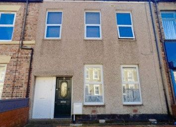 Thumbnail 2 bed flat to rent in Widdrington Terrace, West Percy Street, North Shields