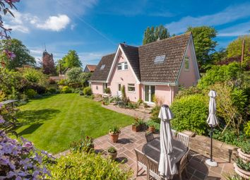 Thumbnail 4 bed property for sale in Cavendish, Sudbury, Suffolk