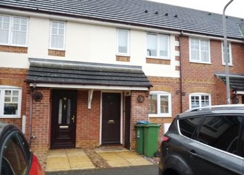 Thumbnail 2 bed terraced house for sale in Carnation Way, Aylesbury, Buckinghamshire