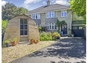 Thumbnail 4 bed semi-detached house for sale in Grosvenor Park, Bath