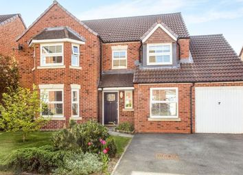 Thumbnail 4 bed detached house for sale in Quins Croft, Leyland, Lancashire