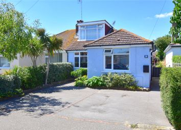 Thumbnail 2 bed semi-detached house for sale in Abbey Road, Sompting, West Sussex