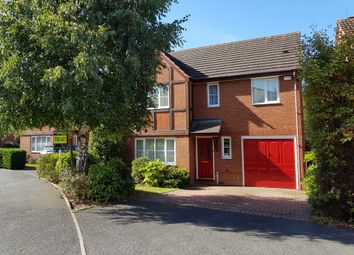 Thumbnail 4 bed detached house to rent in Grosmont Avenue, Worcester