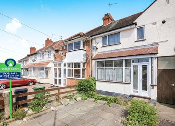 Thumbnail 2 bedroom terraced house for sale in Milford Road, Wolverhampton