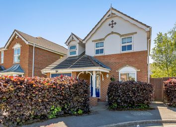 3 bed detached house for sale in Holmes Close, Woking GU22