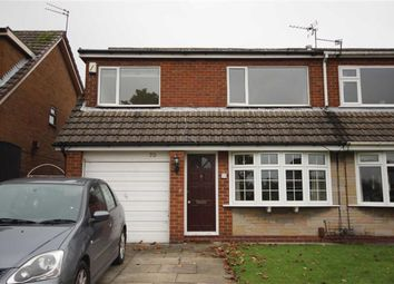 Thumbnail 3 bedroom semi-detached house to rent in Lymefield Drive, Boothstown, Worsley