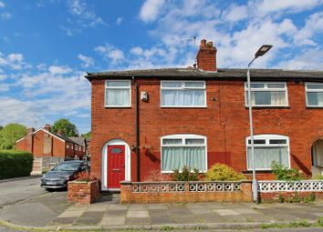 Thumbnail 3 bedroom end terrace house for sale in Merton Road, Prestwich, Manchester