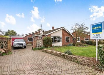 Thumbnail 4 bedroom bungalow for sale in Blofield Heath, Norfolk, .