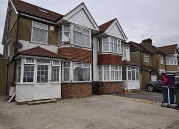 Thumbnail 3 bed maisonette for sale in Christchurch Avenue, Harrow, Greater London
