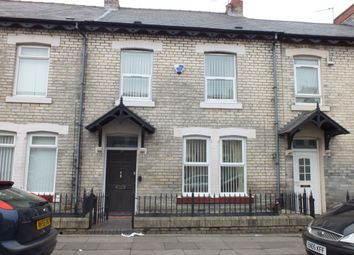 Thumbnail 3 bedroom terraced house to rent in Croydon Road, Newcastle Upon Tyne