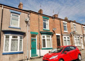 Thumbnail Terraced house for sale in Chandos Street, Darlington