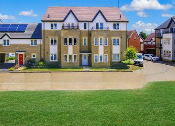 Thumbnail 2 bed flat for sale in Gyosei Gardens, Willen Park, Milton Keynes, Bucks