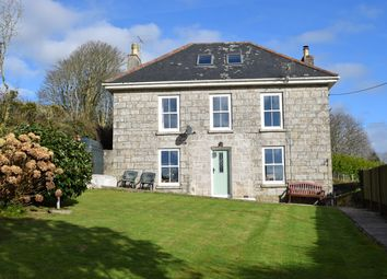 Thumbnail 5 bed detached house for sale in Coverack Bridges, Helston